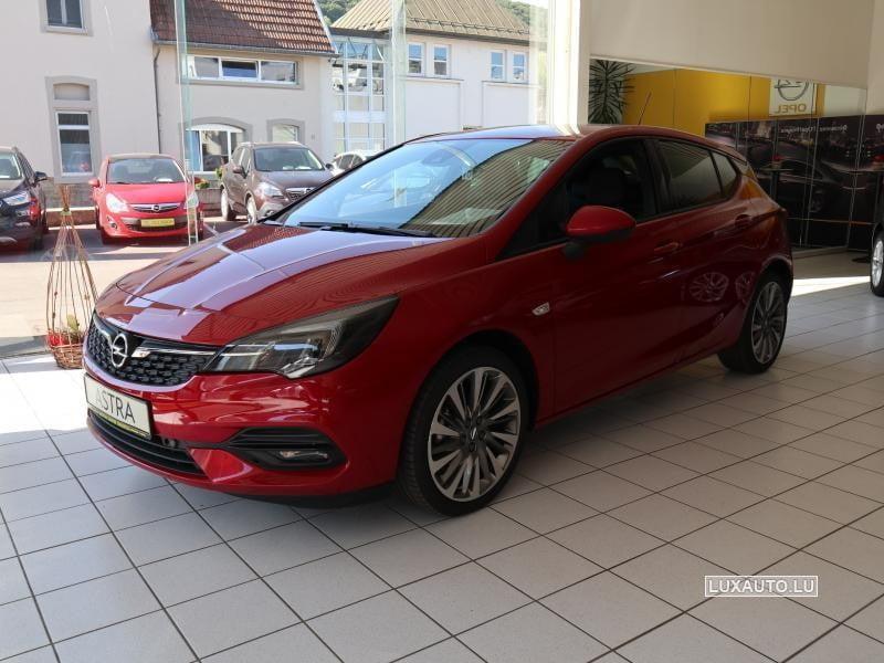 Opel Astra Petrymobil