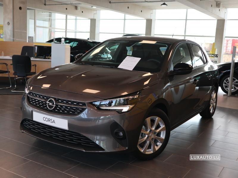 Opel Corsa Petrymobil