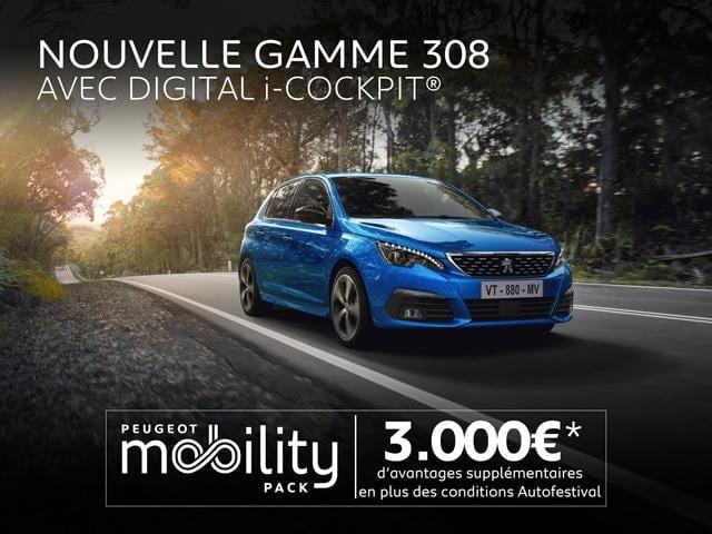 Peugeot 308 Autofestival
